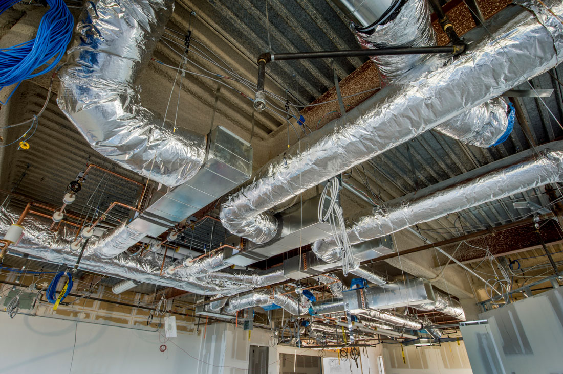 Commercial-HVAC-Ductwork