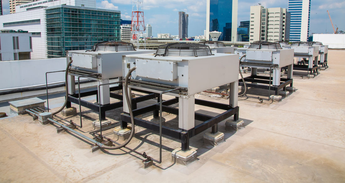 Commercial Refrigeration Rooftop Unit